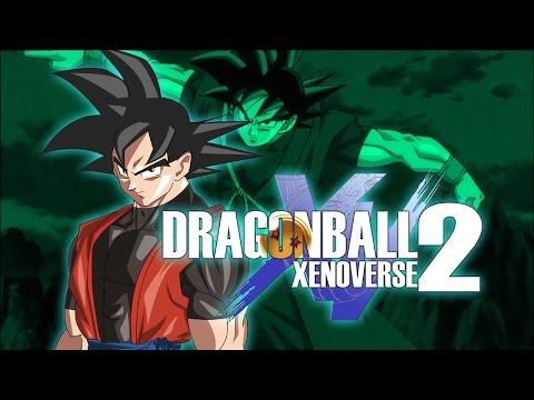 How to make Goku Xeno In Dragon Ball Xenoverse 2