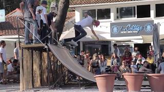 Le Cottage Ramp Skateboarding Jam