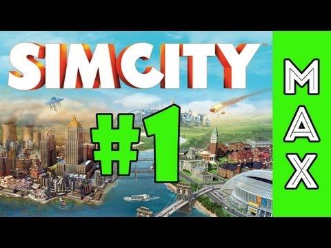 Simcity #1 - Começando uma Cidade Universitária