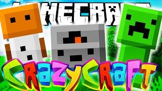 Minecraft Crazy Craft 3.0: INVENTORY PET MOD! #4
