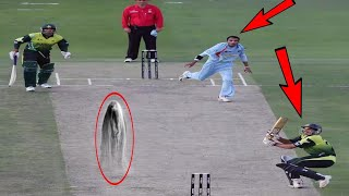 Ghost Moments Caught On Camera at cricket Stadium || the world adventure hindi || knowledge fact