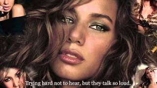 Leona Lewis - Bleeding Love (Lyrics on screen & in description)