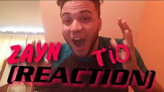 ZAYN - TiO (REACTION)