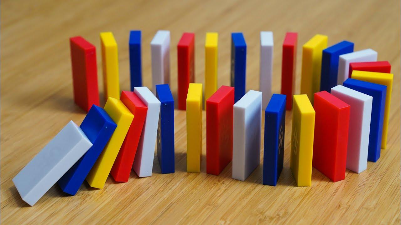 NEW Domino Challenge! | #H5dominocommunity