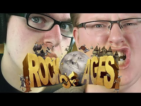 Der Fels ist at home. 🎮 Rock of Ages #2