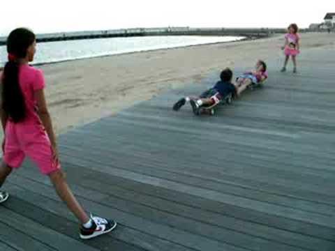 Girl Kicks Testicles