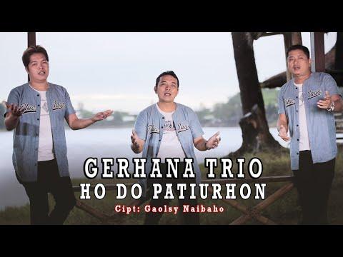 Ho Do Patiurhon - Gerhana Trio Vol 3 Official Musik Video [HD]