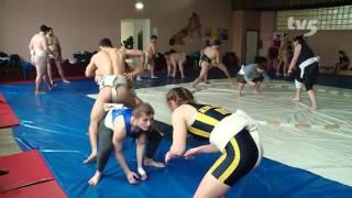 Сборы национальной сборной Украины по сумо (Энергодар)