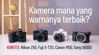 Nyicipin Kamera Medium Format | Fujifilm GFX 100 Indonesia.