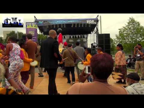 Hyde Park Jazz Festival #6