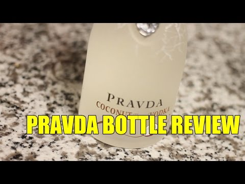 Pravda Bottle Review - Epic Drinks Time