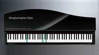 Keyboard   Mengheningkan Cipta