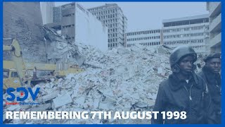 Remembering the US Embassy bomb blast of August 7th 1998 |REWIND