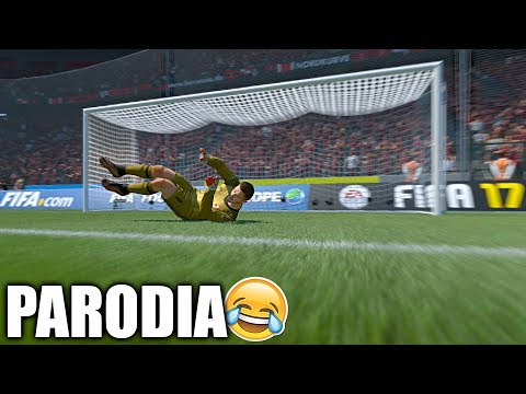 BUTLAND (PARODIA) FELICES LOS 4 MALUMA [RobertPG] FIFA