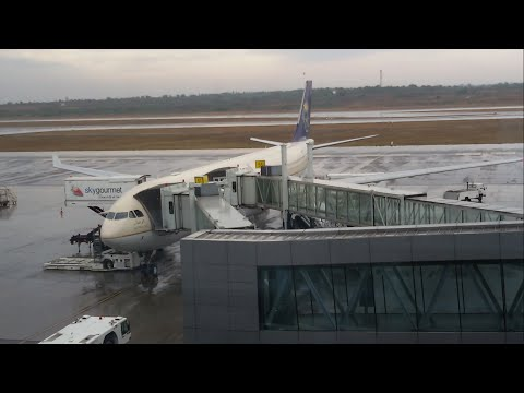 SAUDIA Airbus A330-300 Flight Review: Hyderabad to Riyadh SV753