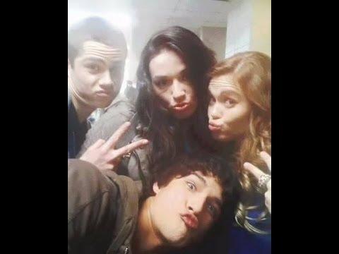 Teen Wolf Scallison and Stydia