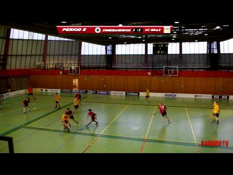 Innebandidos Vienna vs. IC Graz (18.10.2014)