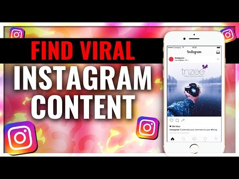 How To Find VIRAL Instagram Content FAST To Post