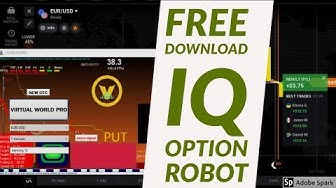 Free Download IQ Option- Binary Option Bot- Robot// Auto Trading Signal Software !! 2019