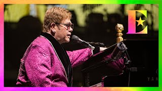 Elton John - Donating To Australian Bushfire Relief l The Farewell Tour