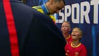 Melwin & Frank prisar årets anfallare - TV4 Sport