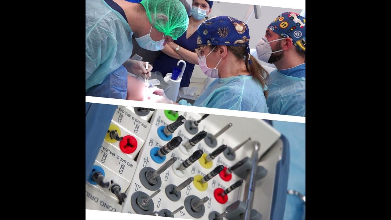 Practiculum Implantologii Sezon XA Sesja9 zabieg5