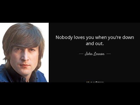 Nobody Loves You When Youre Down And Out Lesson Guitar John