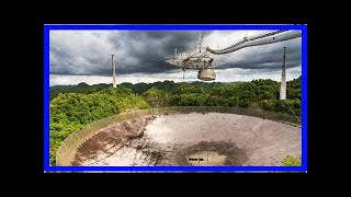 Arecibo spared the axe: iconic observatory vital to science lives on