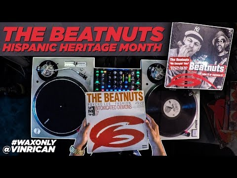Discover Samples On The Beatnuts Classic Tracks!