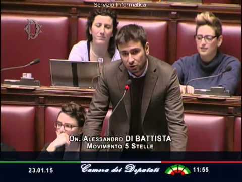 movimento 5 stelle di battista in parlamento e 39 una