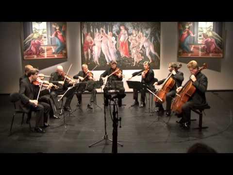 Prazak Quartet & Zemlinsky Quartet : Felix Mendelssohn   String octet E-flat major Op. 20