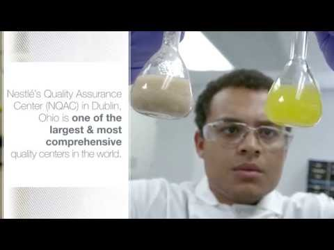 Nestlé Food Safety in Action: Trust & Safety