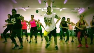 Jennifer Lopez - Ni Tu Ni Yo ft. Gente de Zona | Zumba fitness choreography by Moez Saidi