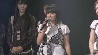 NMB48・山口夕輝が卒業を発表