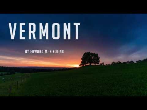 Vermont by Edward M. Fielding
