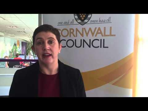 Meet Cornwall Council's New Chief Exec