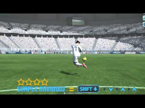 Fifa Online3 Skill Tutorial on keyboard