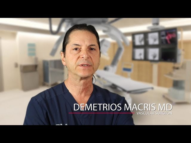 Dr. Macris introduces the new PVA Channel and talks Peripheral Artery Disease