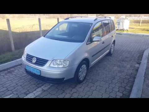 VW TOURAN 1.9 TDI 105 KS, 05 GOD, 7 SEDISTA, 6 BRZINI, KLIMATRONIK..MT Auto