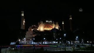 15 Temmuzun 5. yıl dönümünde saat 0013te tüm camilerden sela okundu