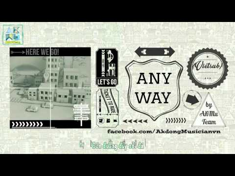 [Vietsub] [AkMuTeam] [FMV] AKMU - Path (audio only)