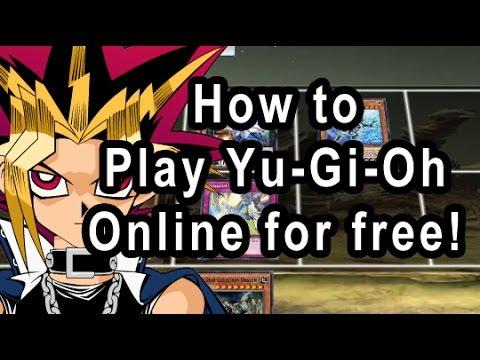 play yugioh free