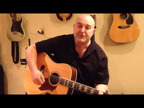 How to play We're Having a Party - Sam Cooke (cover) - Easy 4 Chord Guitar Tune
