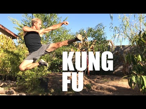 Real Kung Fu Training - Chinese Martial Arts - Master & Student Part 7