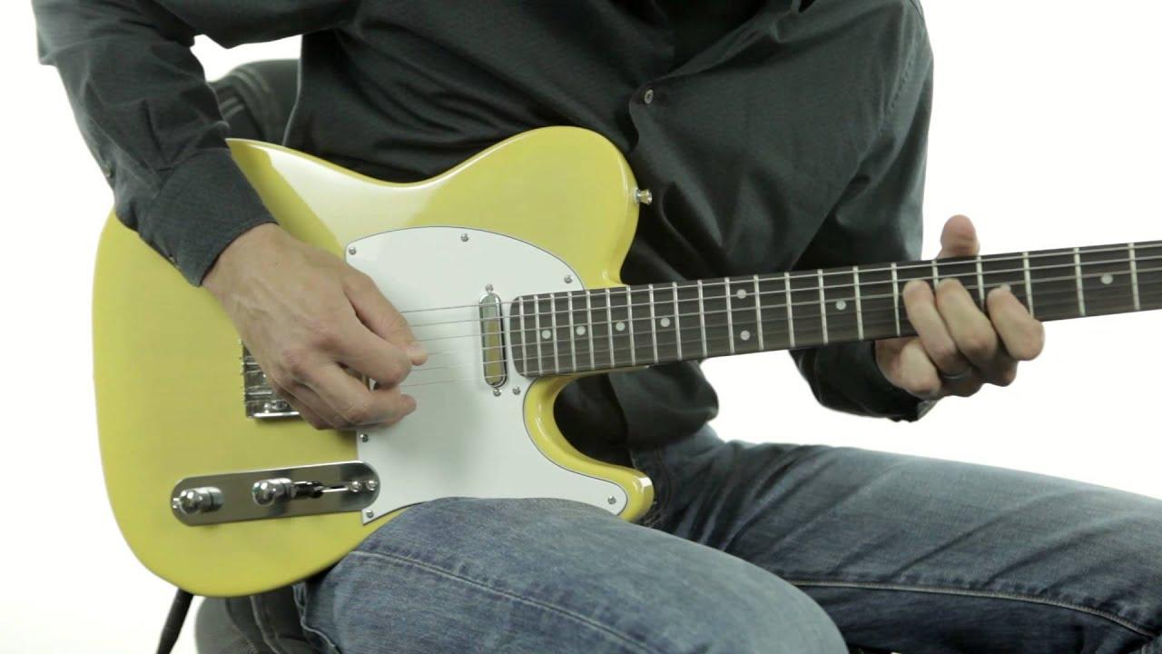 retro vision electric guitar sound sample youtube. Black Bedroom Furniture Sets. Home Design Ideas