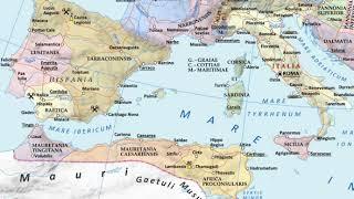 Roman History 04 The Punic Wars 1 300 225 BC