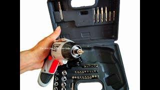 máy khoan cần tay bắt vít chạy pin mini joust max 45 in 1 phiên bản mới
