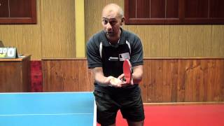 Basic Serve in Table Tennis | PingSkills