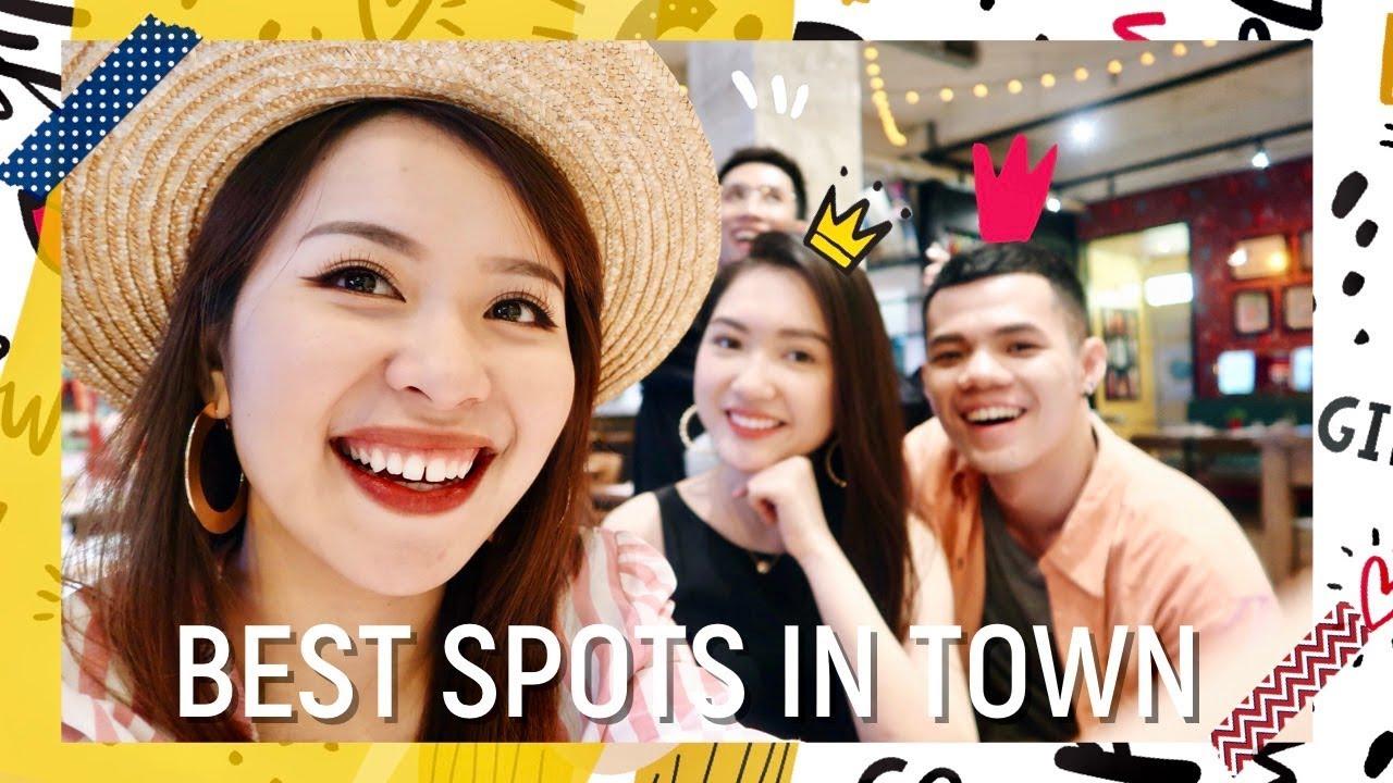 3 quán ăn/cafe nhất định phải ghé ở Sài Gòn 🍉 | Letsplaymakeup