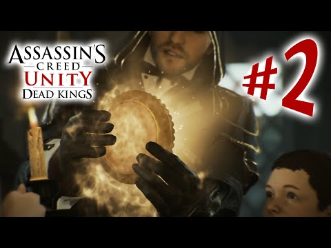 Assassin's Creed Unity: Dead Kings - Parte 2: As Relíquias de Suger! [ Playstation 4 - PT-BR ]
